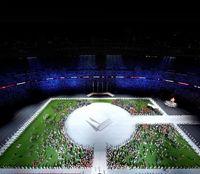 پایان المپیک توکیو + عکس