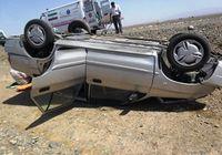 واژگونی عامل ۷۰درصد تلفات رانندگی در ایران