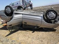 واژگونی پراید 3کشته و مجروح برجای گذاشت