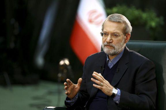 لاریجانی: رسانهها باید قانونگرایی را تبدیل به یک فرهنگ کنند