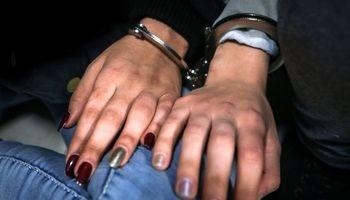 دستگیری زن داعشی در مرز بازرگان