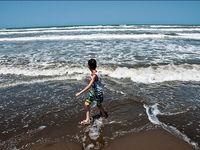 شنا در دریای مازندران ممنوع شد