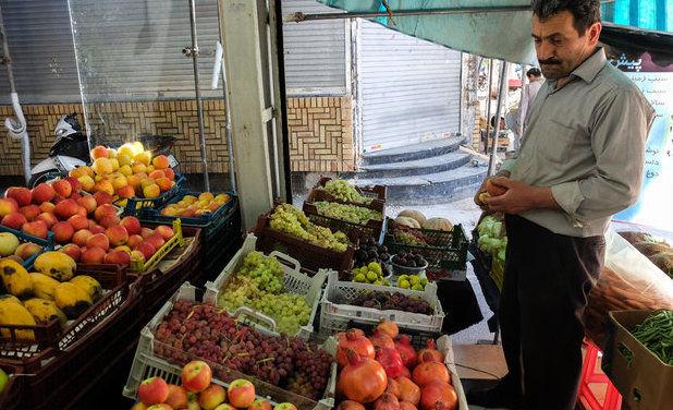 بساط میوههای خارجی برچیده شد