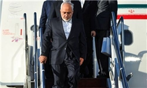 ظریف به تهران بازگشت