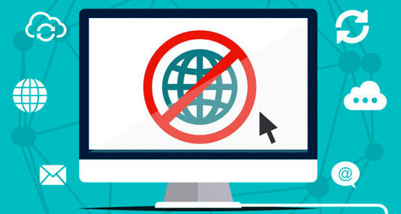 فیلتر سایتها را چطور رفع کنیم؟