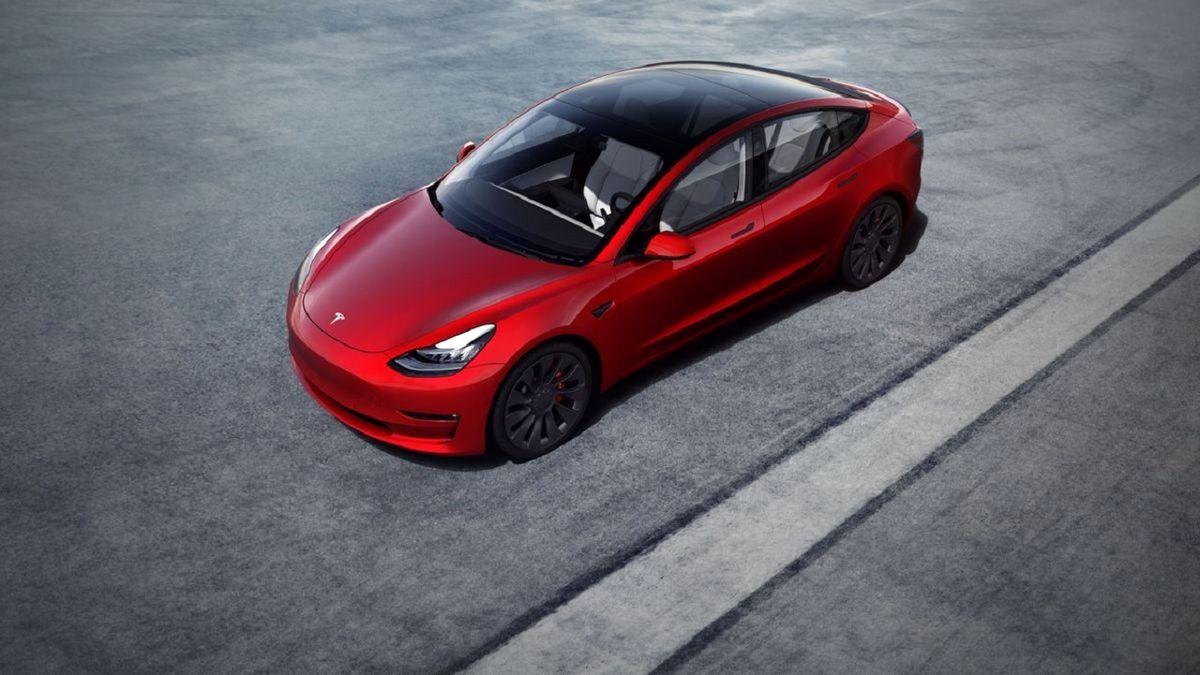 رونمایی از خودرو قدرتمند تسلا +عکس