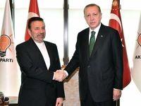 توسعه روابط ایران و ترکیه به نفع دو ملت و منطقه است