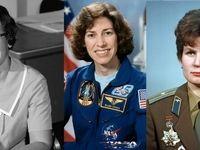 زنانی که کارهای ارزشمندی برای علم فضا انجام دادند +تصاویر