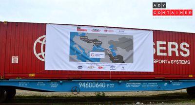 قطار باری مسیر لهستان تا ایران را با موفقیت طی کرد