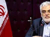 طهرانچی رئیس دانشگاه آزاد شد