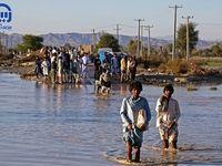 کمک رسانی یک میلیارد ریالی بیمه آسیا به سیل زدگان سیستان و بلوچستان