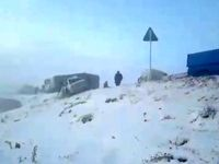 تصادف رانندگی دو کشته برجای گذاشت
