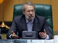 لاریجانی: خط اعتباری ۱۵میلیارد دلاری اروپا برای ایران وجود ندارد