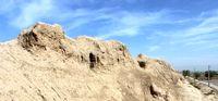 قلعه ایرج پیشوا، بزرگترین قلعه خشتی جهان +تصاویر