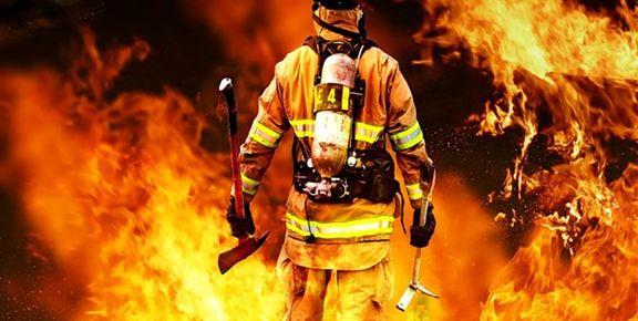 مصدومیت هفت نفر در حادثه آتشسوزی