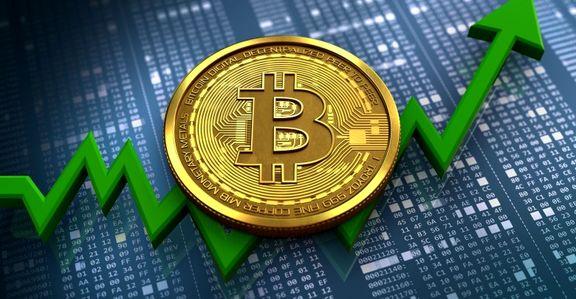 ۷ درصد؛ افزایش قیمت بیت کوین