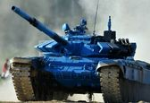 قهرمانی تیم روسیه در رقابت ارتشهای جهان +تصاویر