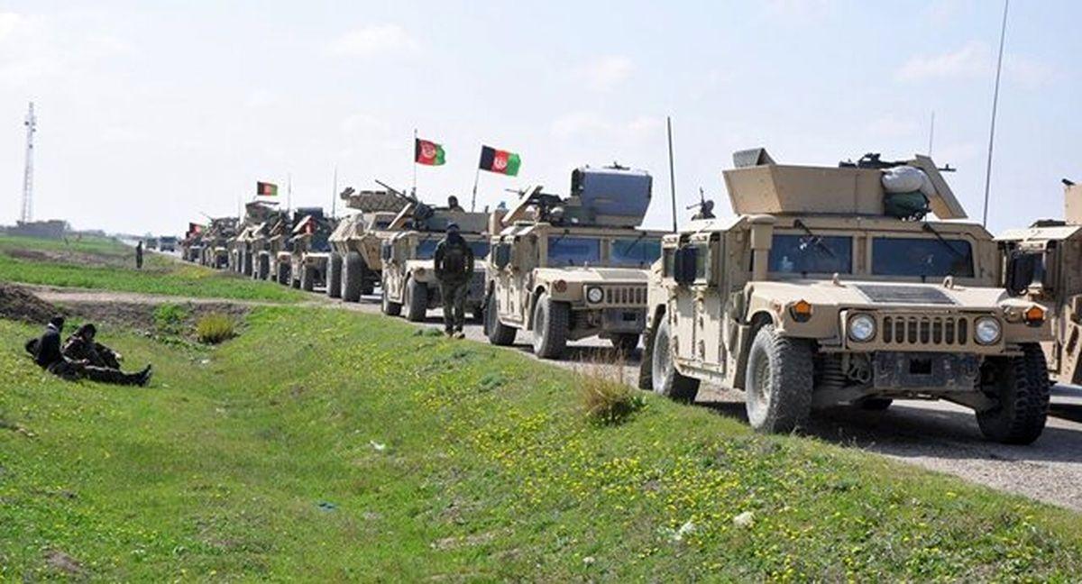 نیروهای مقاومت پنجشیر برای مقابله با داعش آماده شدند
