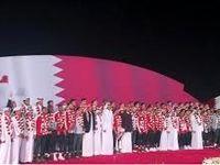 استقبال امیر قطر از تیم ملی فوتبال کشورش +فیلم