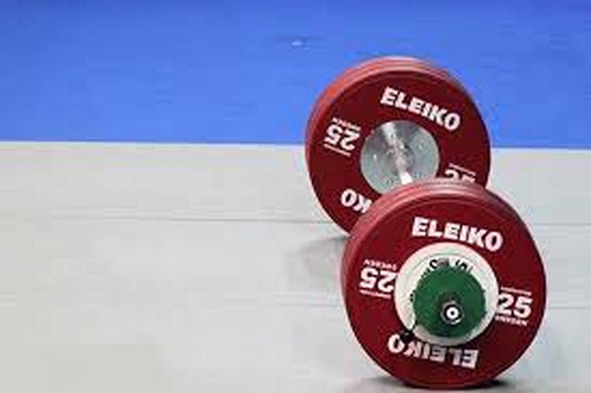 خطر جدی حذف از المپیک۲۰۲۴ بیخ گوش وزنهبرداری