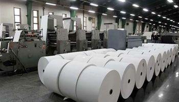 7 درصد؛ افزایش تولید کاغذ