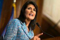 هیلی: تا زمان رسیدن به اهدافمان در سوریه میمانیم