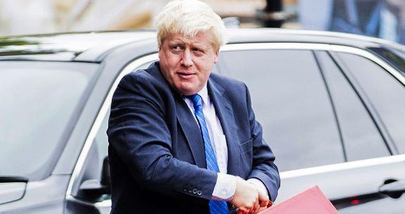 وزیر خارجه انگلیس استعفا کرد