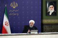 روحانی: راحتترین کار ، این است که به همه بگوید بروید در خانهها +فیلم