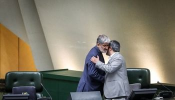 نخستین جلسه علنی مجلس در سال ۹۸ +تصاویر