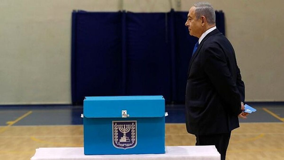 نتایج نهایی انتخابات کنست اعلام شد