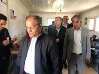 حضور مدیرعامل بانک توسعه تعاون در مناطق سیلزده شهرستان دلفان استان لرستان