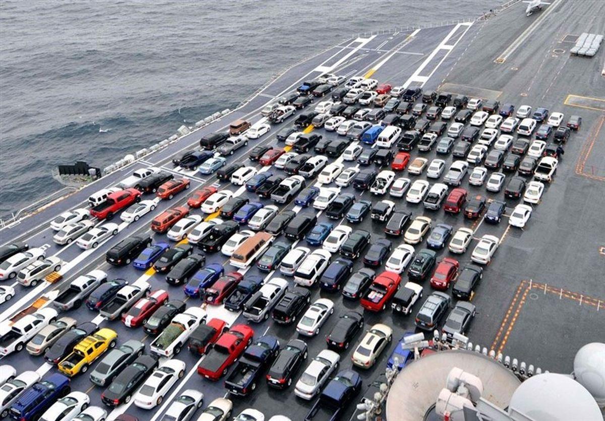چین صادرات خودروی دسته دوم را آزاد کرد