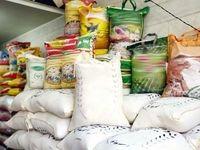 توقف کامیونهای برنج وارداتی به اتهام واردات