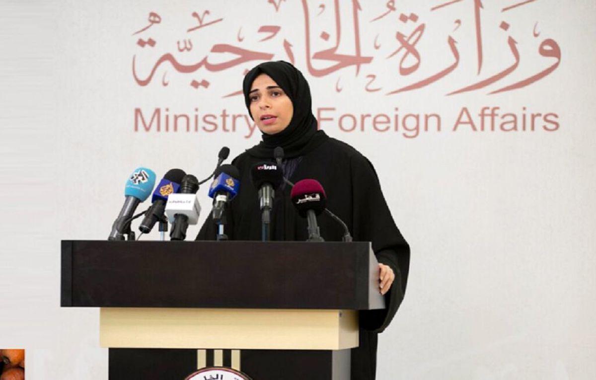 قطر بار دیگر بر لزوم تقویت روابط با ایران تاکید کرد