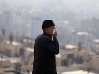 ۴۸۱۰مرگ منتسب به آلودگی هوا در تهران طی سال گذشته