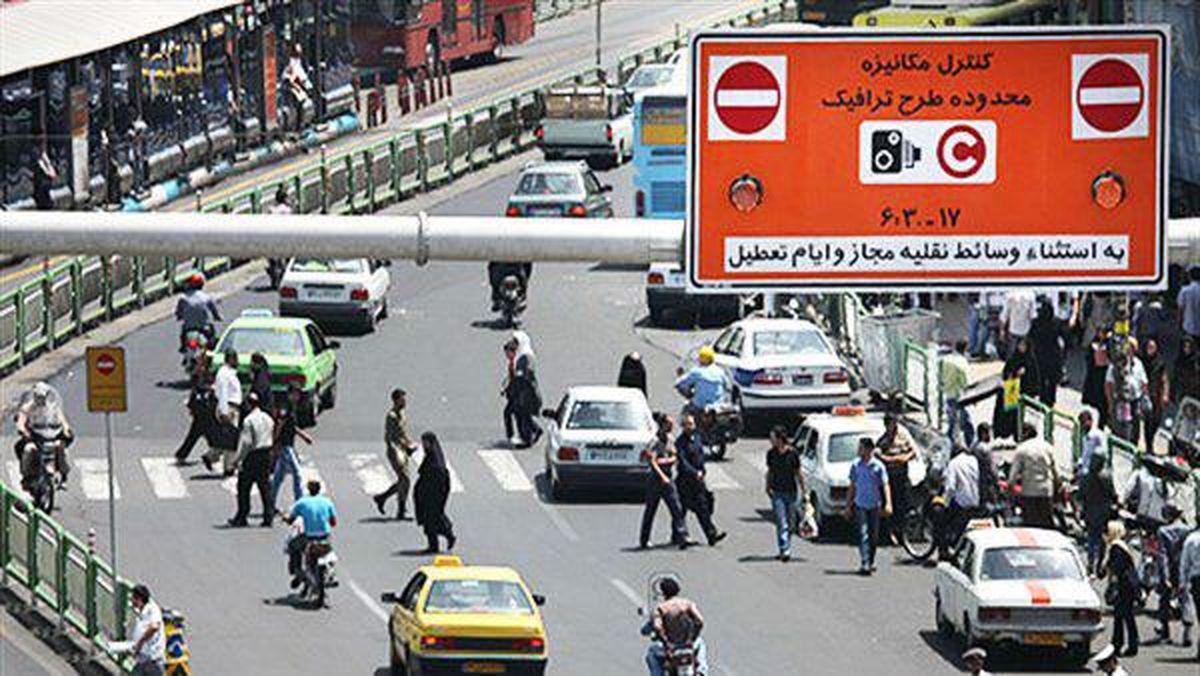 لغو طرح ترافیک ۵درصد بر کاهش ابتلا به کرونا تاثیر گذاشت