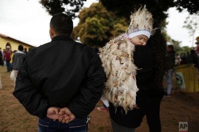 جشن قدیس محافظ در پاراگوئه