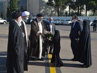 سفر رئیس قوه قضائیه به شیراز +عکس