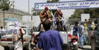 آمادگی طالبان برای کنترل فرودگاه کابل پس از خروج آمریکا