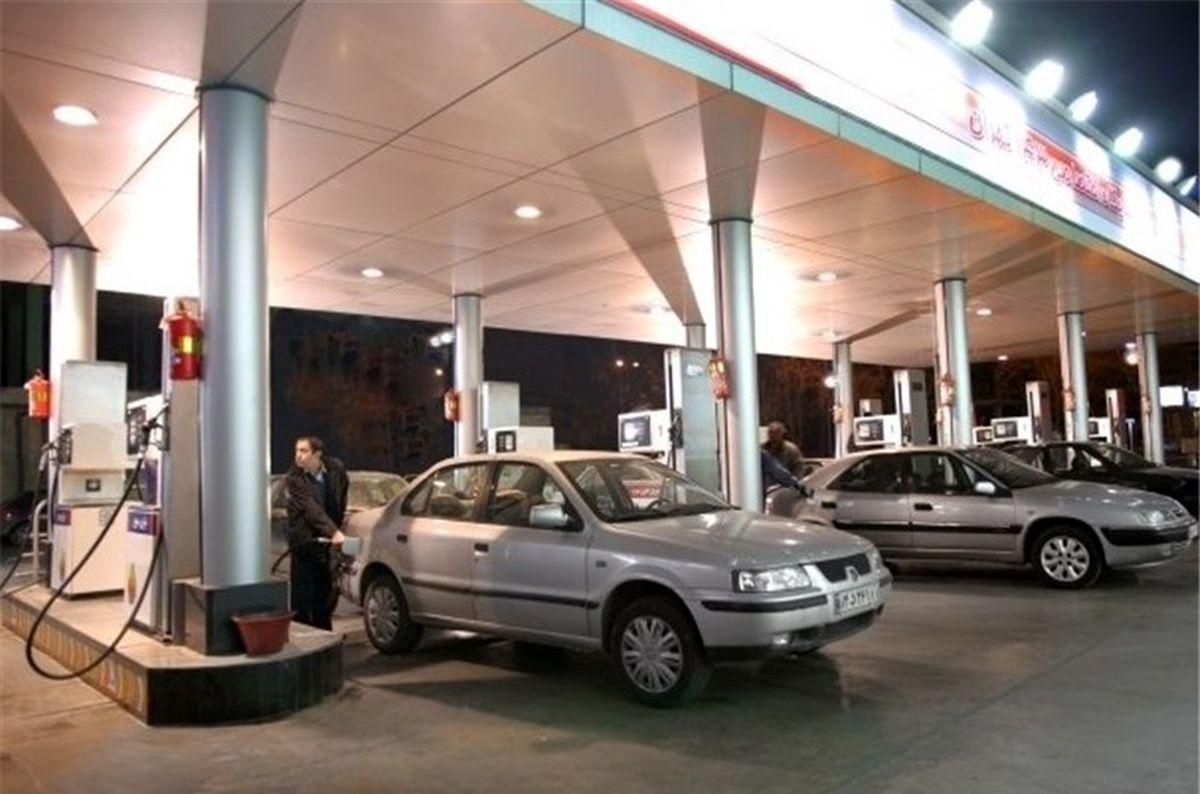 متوسط مصرف بنزین روزی ٩٠میلیون لیتر