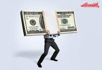 کاهش ۴هزار تومانی قیمت دلار در چند ساعت/ صرافها: مردم فروشنده شدند