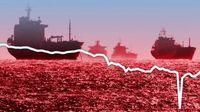 سرگردانی میلیونها بشکه نفت بدون مشتری در آسیا