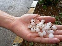 احتمال بارش تگرگ و وقوع سیلاب در برخی استانها