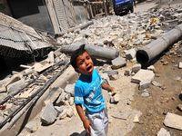 870 کودک سوری در شرق این کشور کشته شدند