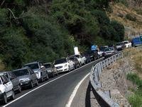 تردد 10میلیون خودرو در جادههای مازندران در تعطیلات
