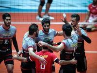 نوجوانان والیبال چهارم آسیا شدند