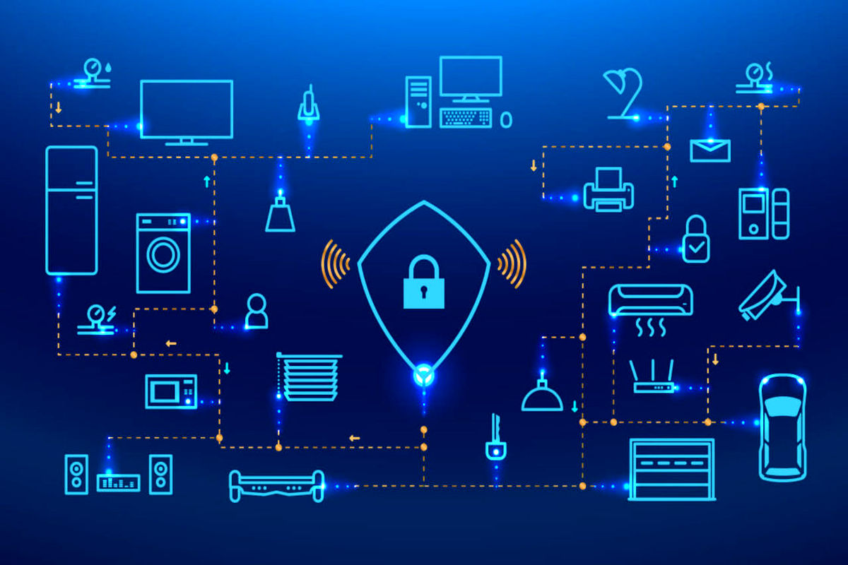 توسعه اینترنت اشیاء در شبکه ملی اطلاعات