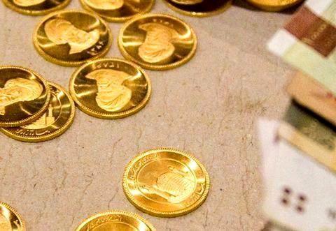 قیمت طلا ریخت/ سکه ۵۰هزار تومان ارزان شد