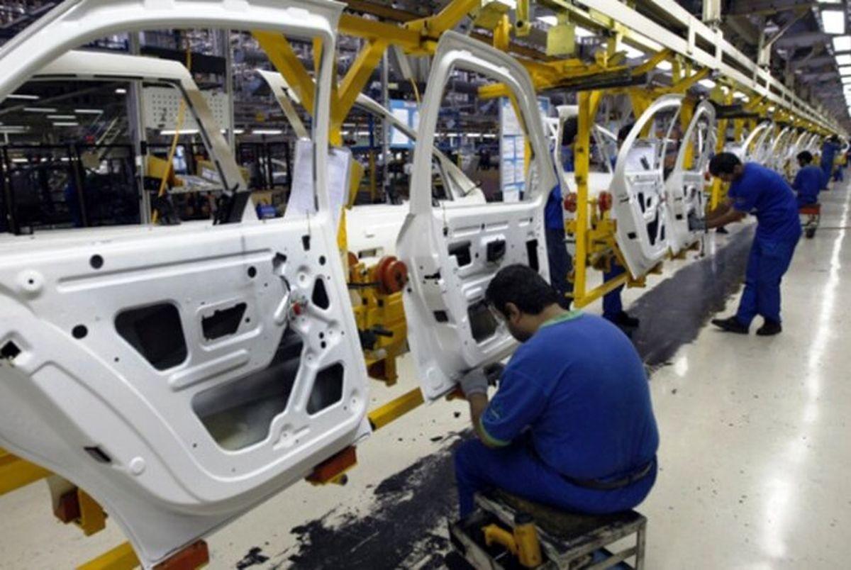 موانع تولید در خودروسازی از منظر مرکز پژوهش های مجلس