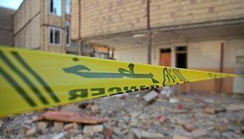 تخریب ۸ خانه بر اثر انفجار گاز در سنندج +تصاویر